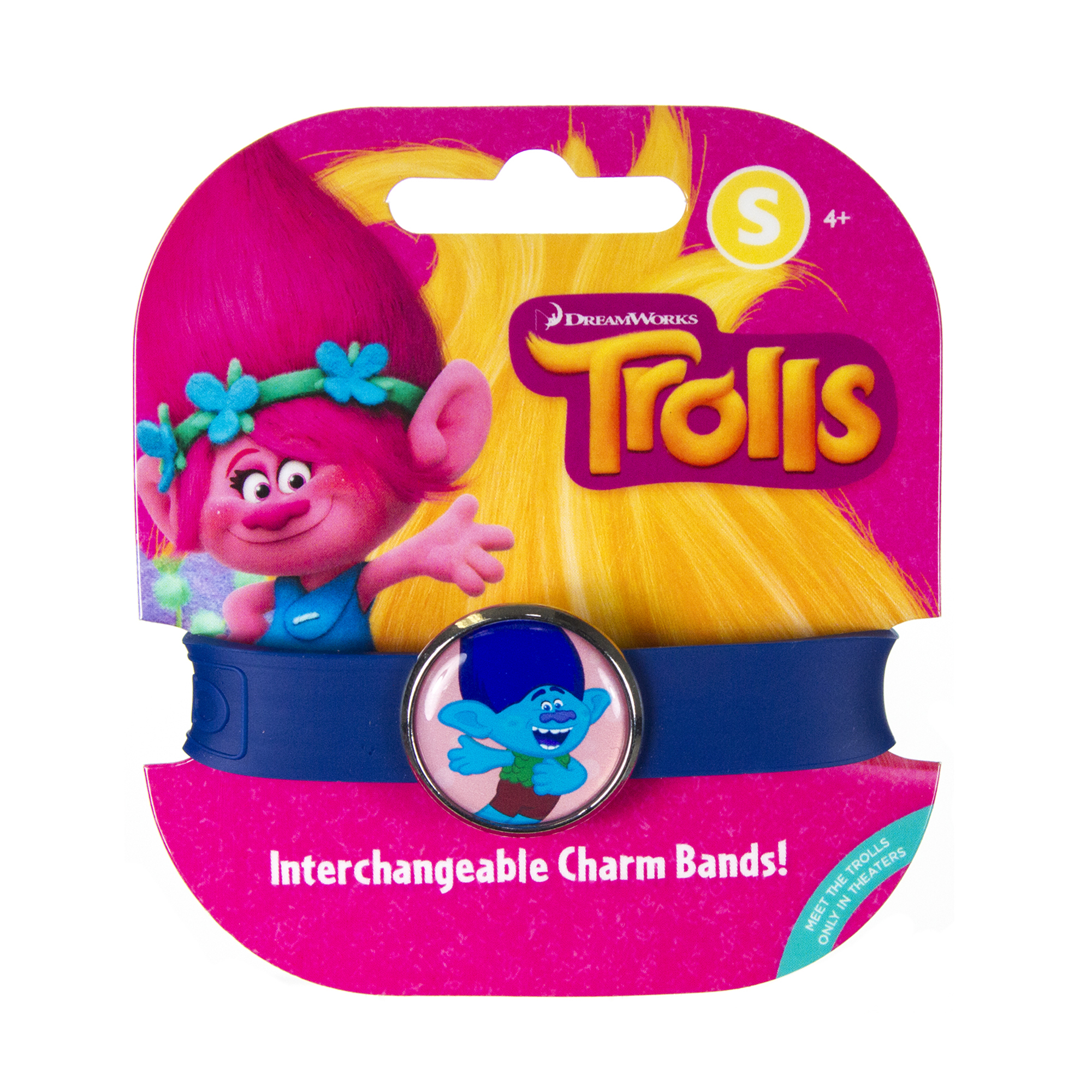 Trolls Branch Jumbo 1 Charm Band